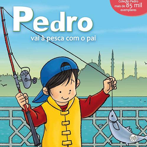 Pedro vai à pesca com o pai: Livro de histórias