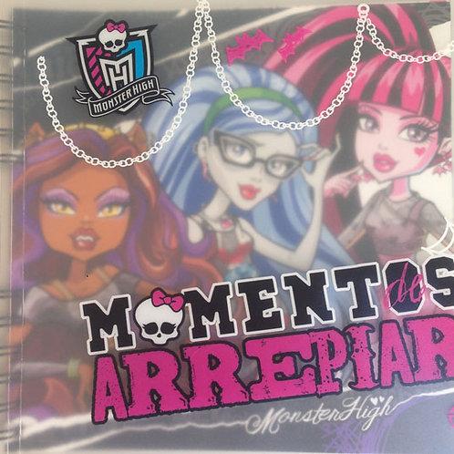 Monster High - Livro de memórias: Momentos de Arrepiar