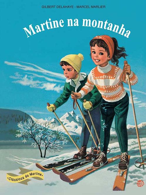 Martine Clássicos - Martine na montanha: Livro de histórias