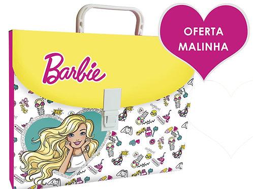 Barbie - Livros de histórias com oferta de malinha
