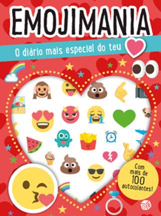 Emojimania - O diário mais especial do teu coração: Livro de atividades