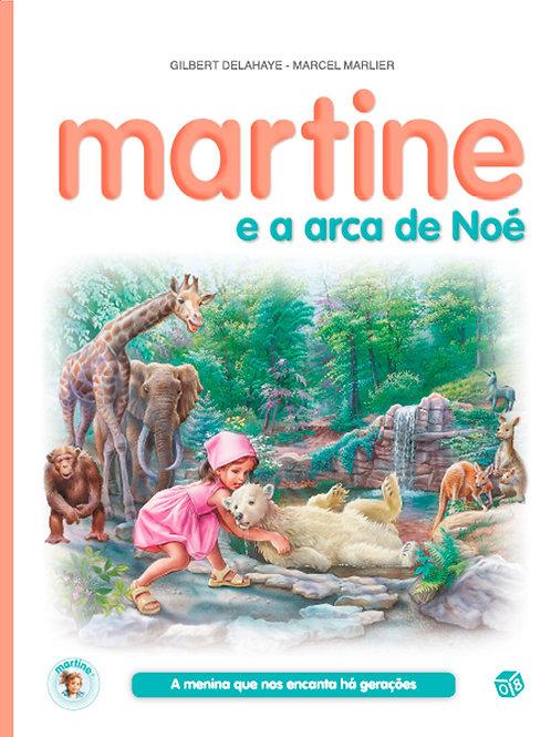 Martine e a arca de Noé: Livro de histórias