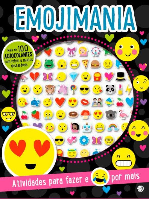 Emojimania - Atividades para rir e chorar por mais: Livro de atividades