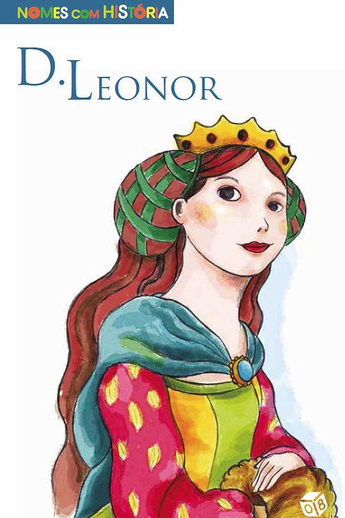 Nomes com História - D. Leonor