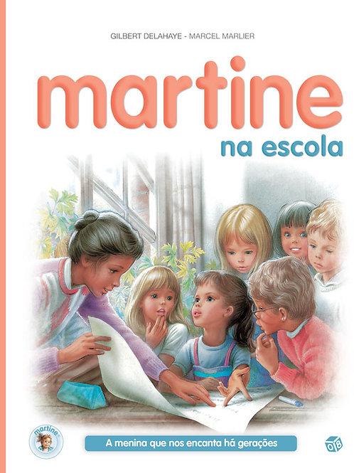 Martine na escola: Livro de histórias
