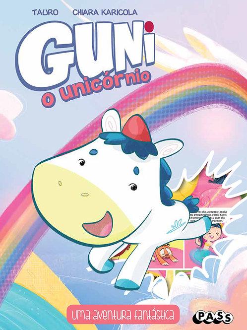Guni, o unicórnio - Uma aventura fantástica