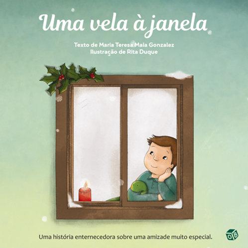 Uma vela à janela: Livro de histórias