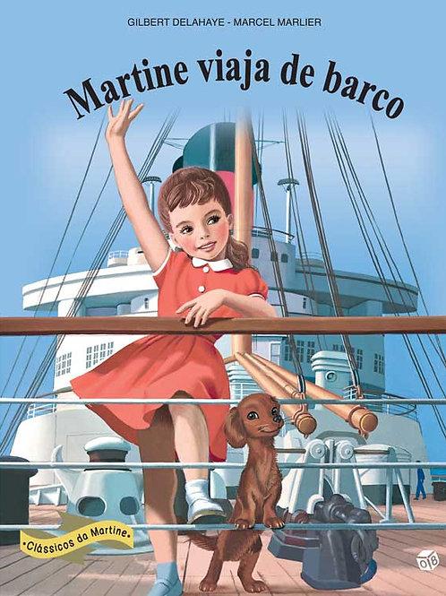 Martine Clássicos - Martine viaja de barco: Livro de histórias
