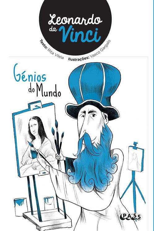 Génios do Mundo - Leonardo da Vinci