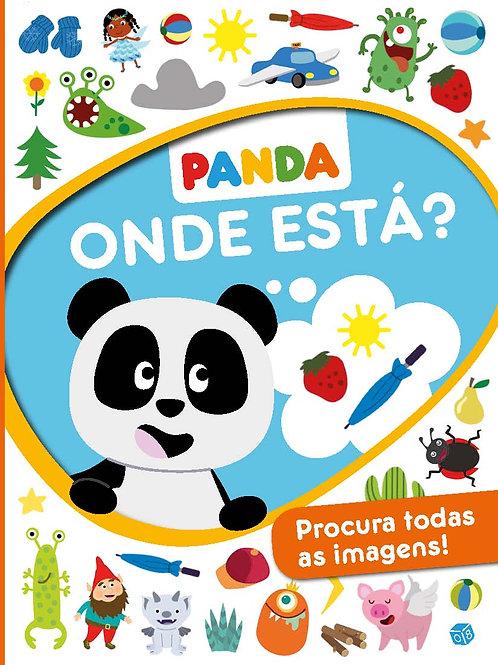 Panda - Onde está?: Livro de atividades