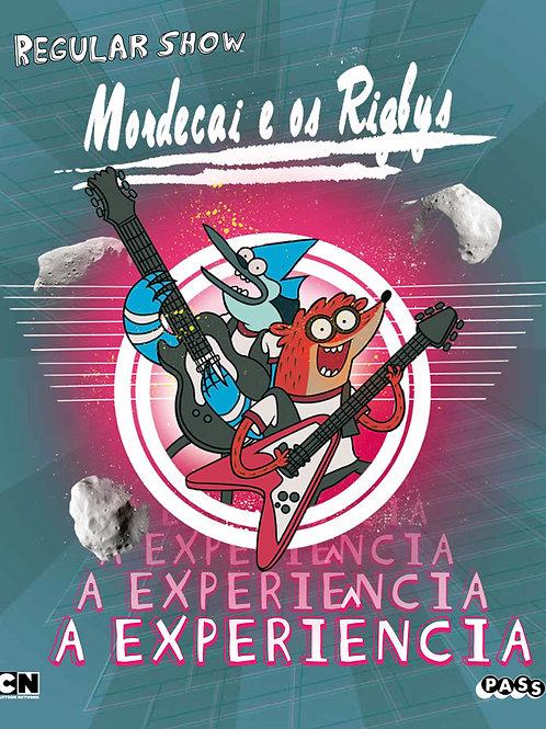 Regular Show - Mordecai e os Rigbys: A experiência