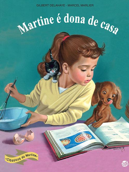 Martine Clássicos - Martine é dona de casa: Livro de histórias