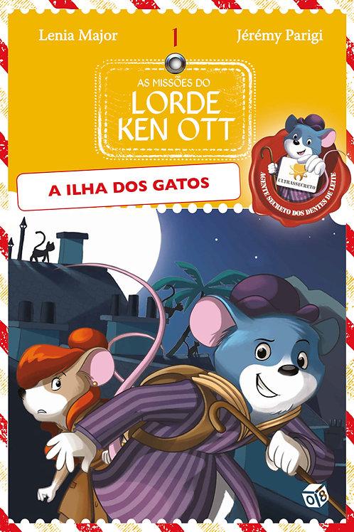 As missões do Lorde Ken Ott - A ilha dos gatos