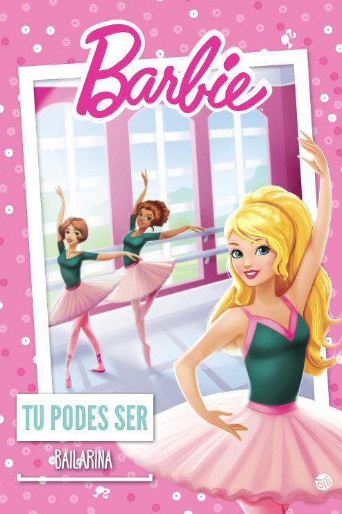Barbie - Tu podes ser bailarina: Livro de histórias