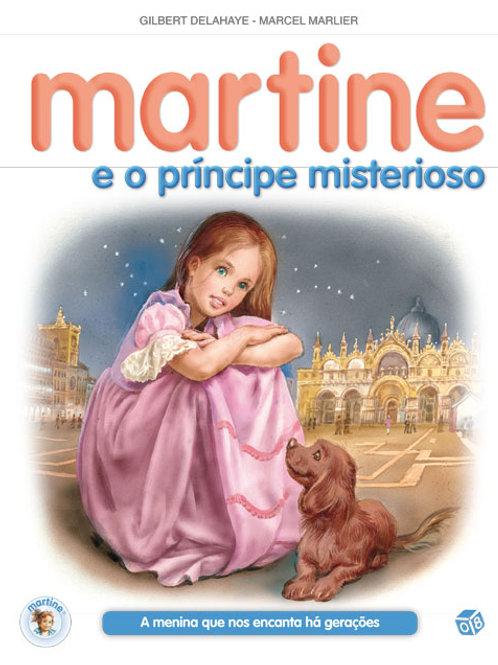 Martine e o príncipe misterioso: Livro de histórias