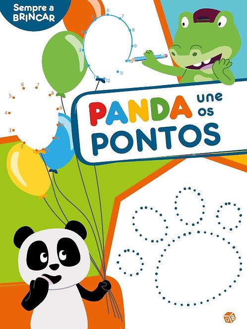 Panda une os pontos: Livro de atividades