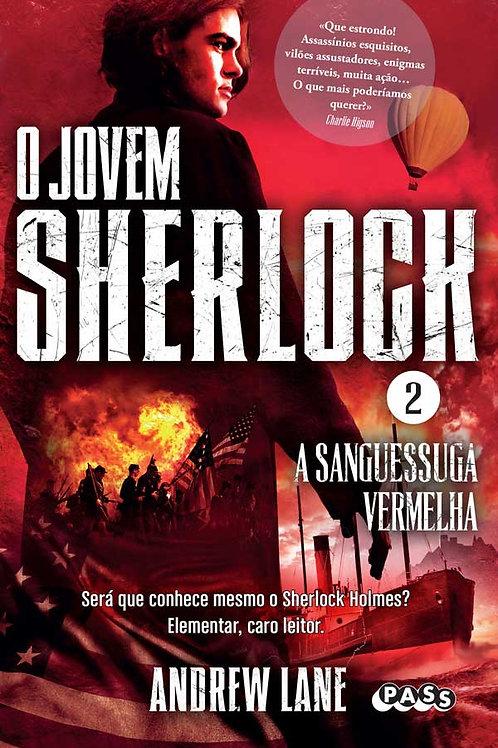 O Jovem Sherlock - A Sangessuga Vermelha
