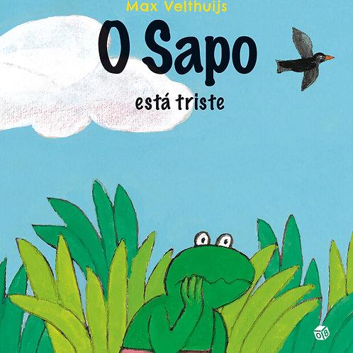 O Sapo está triste: Livro de histórias