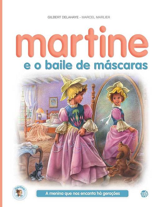 Martine e o baile de máscaras: Livro de histórias