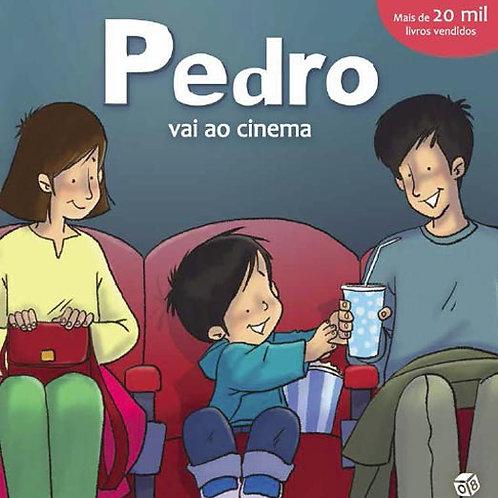 Pedro vai ao cinema