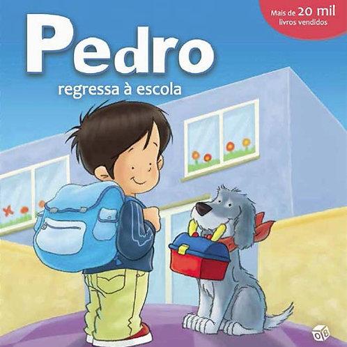 Pedro regressa à escola