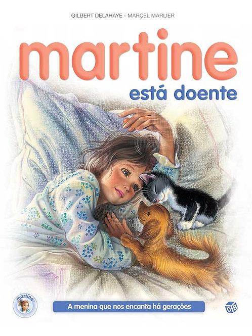 Martine - Livro de histórias: Martine está doente
