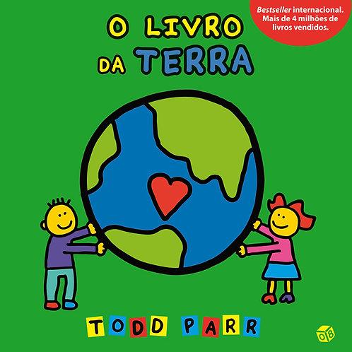 Os livros do Todd - O livro da Terra: Livro de histórias
