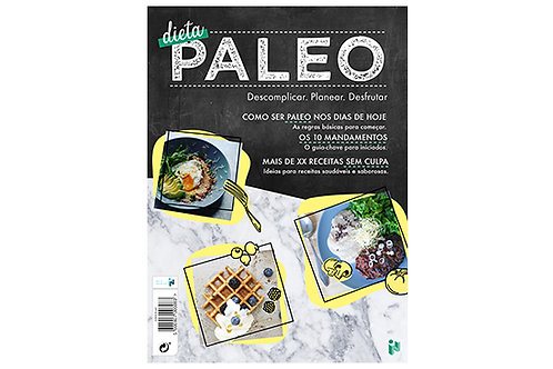 Dieta Paleo revista: Descomplicar, planear, desfrutar