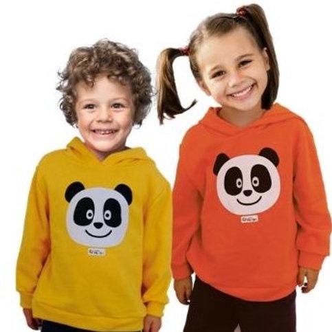 Panda - Pacote de revistas com oferta de sweatshirt