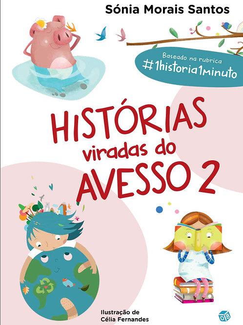 Histórias viradas do avesso II: Livro de histórias
