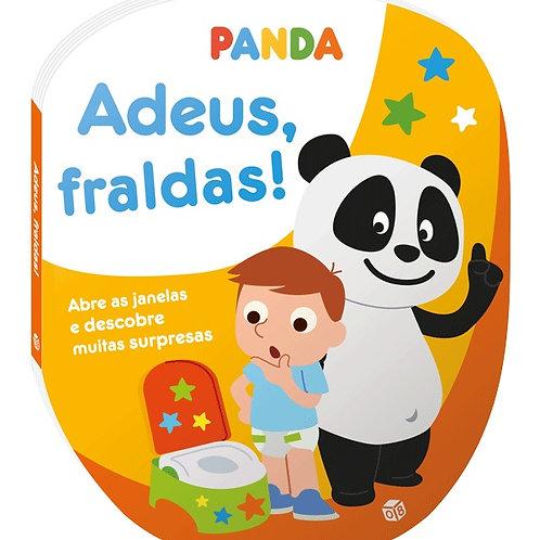 Panda - Adeus, fraldas!: Livro de histórias