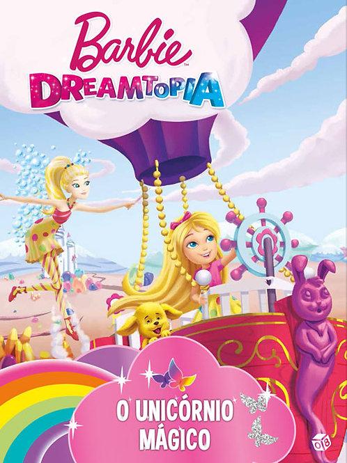 Barbie Dreamtopia - O unicórnio mágico: Livro de histórias