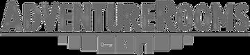 Adventure Rooms Logo Grey