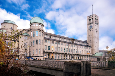 German Museum (Deutsches Museum) in Muni