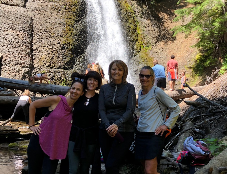 Yoga Retreat Trout Lake, WA