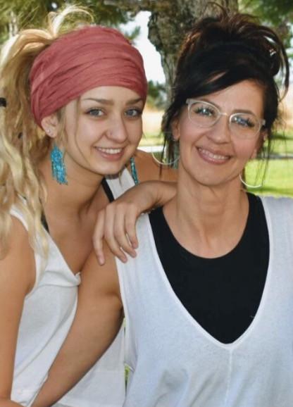 Gabbi and Sonja
