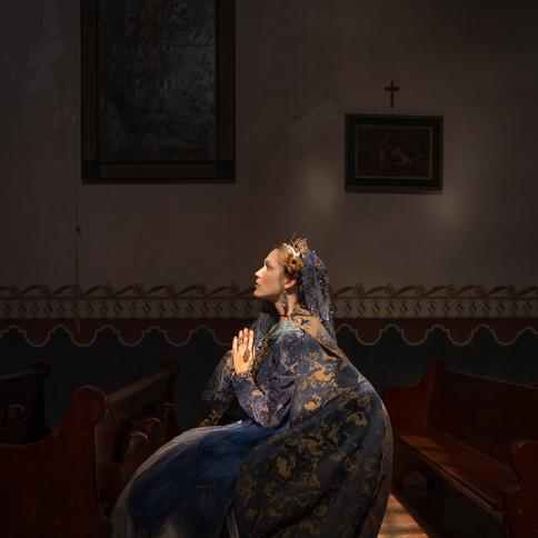 Spanish Princess ( Alexandra Stohs)