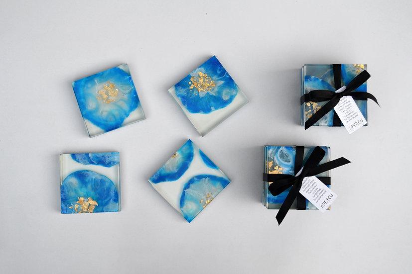 Patchwork Coasters
