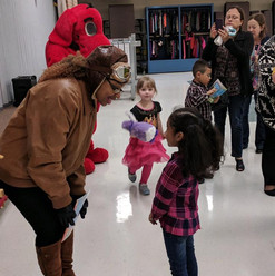 Deer Creek Literacy Night