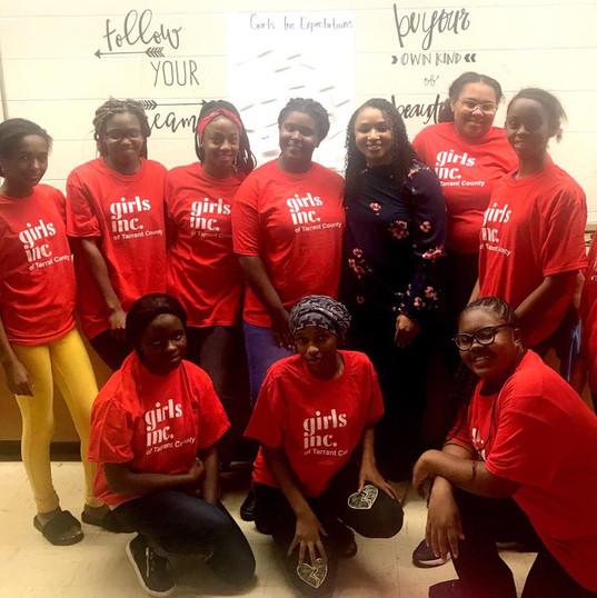 Crowley HS Girls Inc