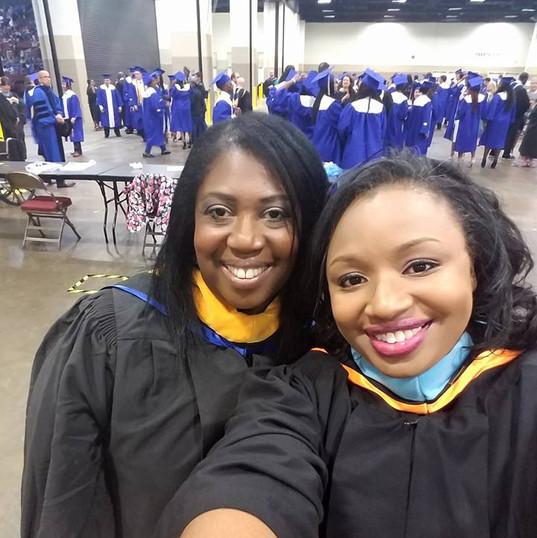 North Crowley Graduation