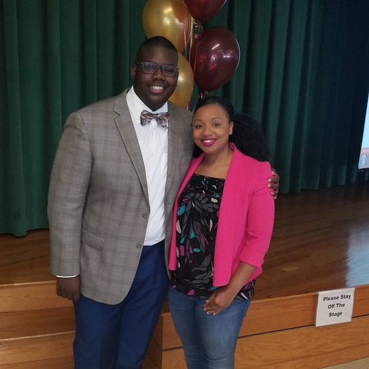 Crowley Collegiate Academy End of Year Ceremony