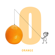 Amelie's ABC of Favorites Letter O