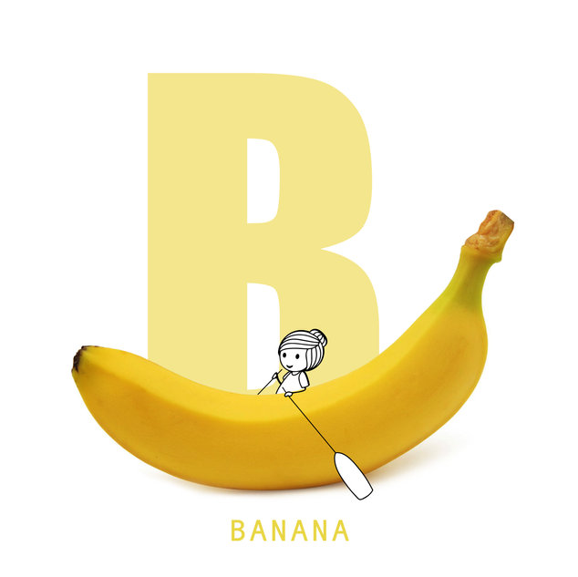 Amelie's ABC of Favorites Letter B