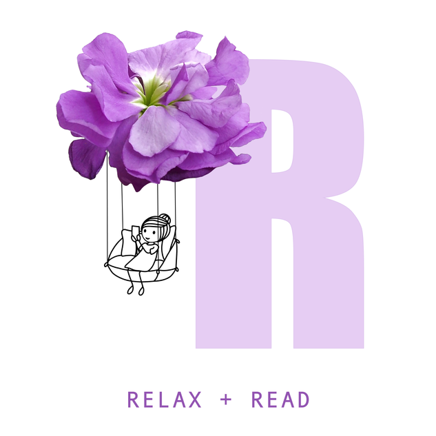 Amelie's ABC of Favorites Letter R