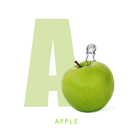 Amelie's ABC of Favorites E-Book, Letter A