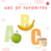Amelie's ABC of Favorites E-Book Cover.p