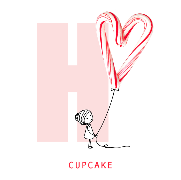 Amelie's ABC of Favorites Letter H