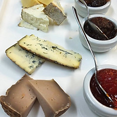 Carosello di formaggi piemontesi