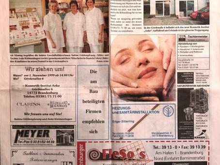 Ihr Kosmetikinstitut Anke wird 50 - Teil 21